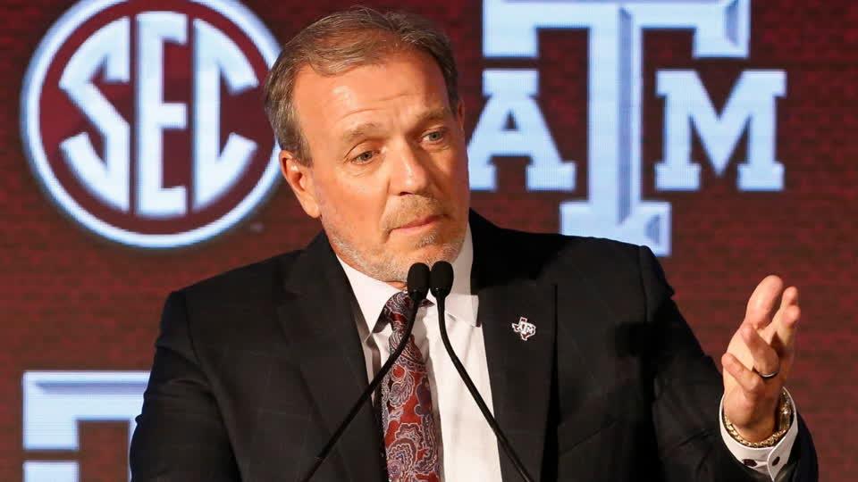 Texas A&M Extends Head Coach Jimbo Fisher