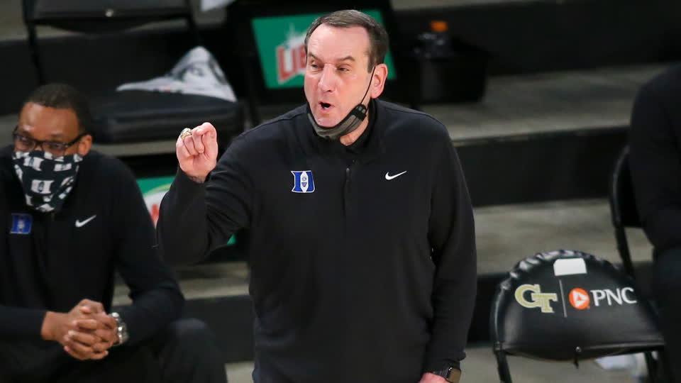 Jeff Goodman: Coach K to Retire After 2021-22 Season