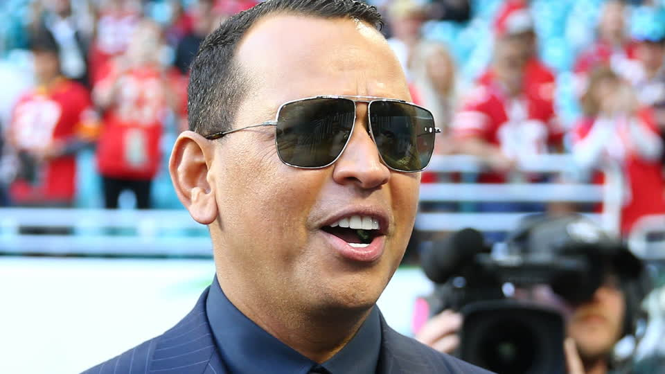 Alex Rodriguez in Agreement to Buy Timberwolves