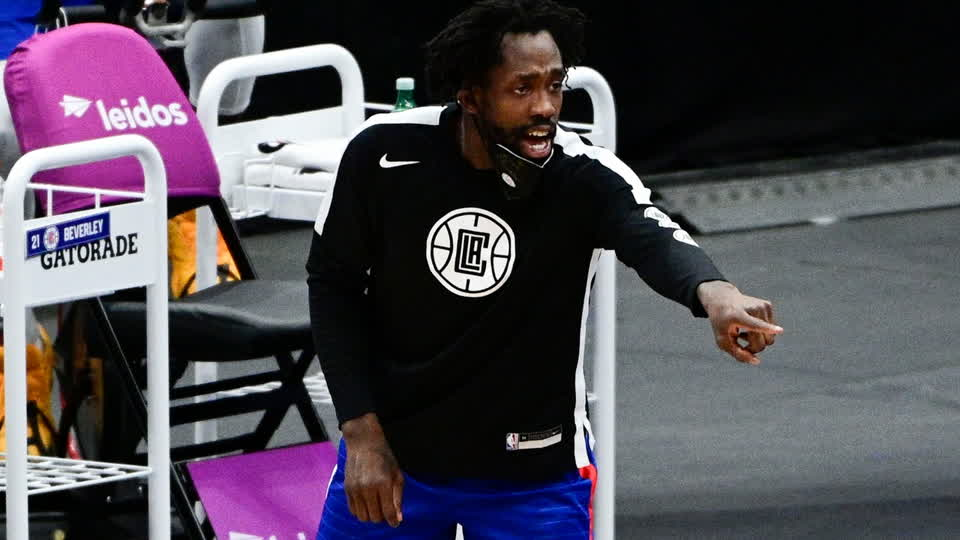 How Clippers Will Handle Patrick Beverley's Hand Injury