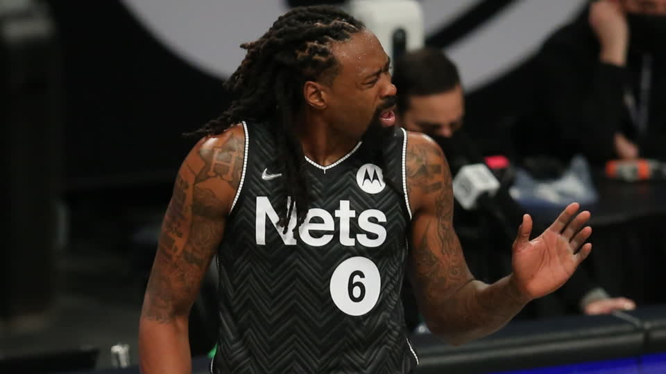 How DeAndre Jordan Fits With Lakers