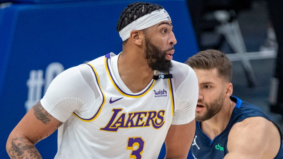 Lakers Aiming to Get to Full Strength