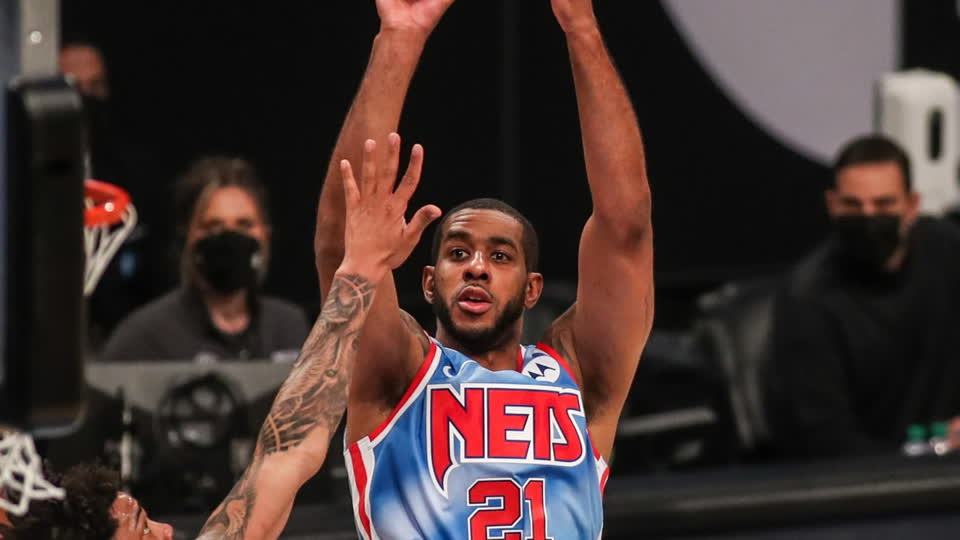 Nets Add Two Veterans to Roster