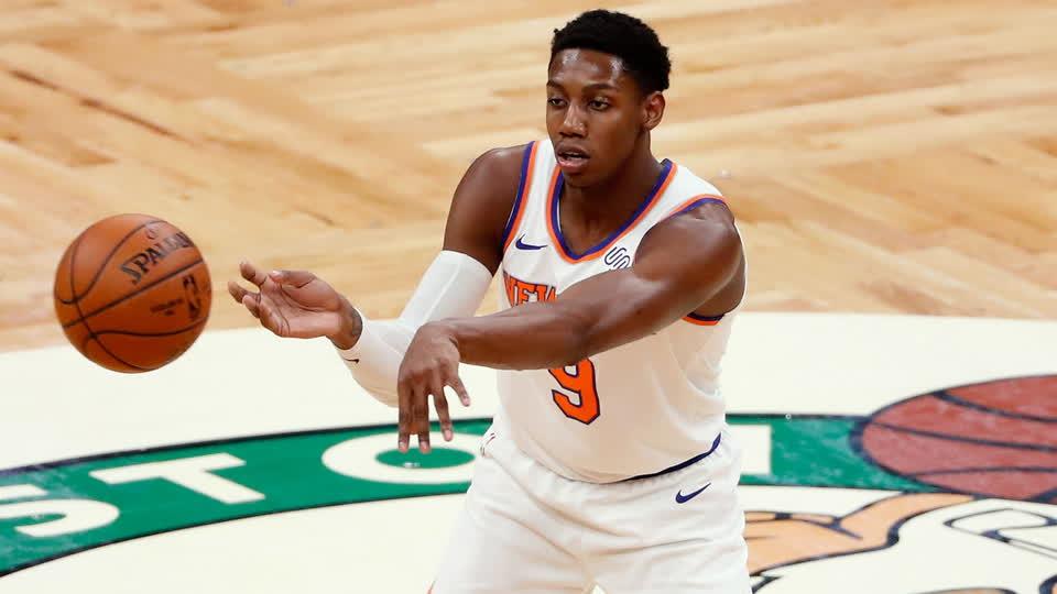 RJ Barrett and the Knicks Continue to Impress