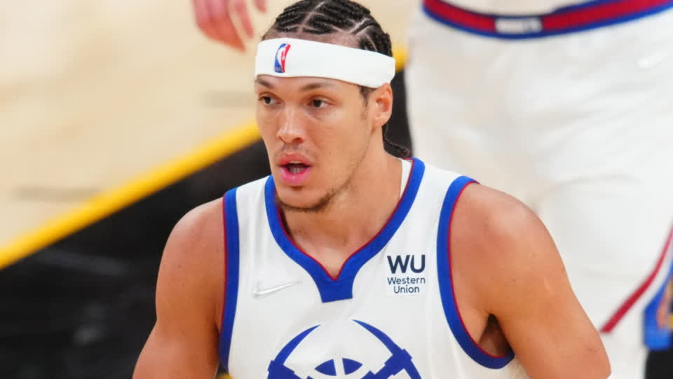 Shams Charania: Aaron Gordon Agrees to 4-Year Extension With Nuggets