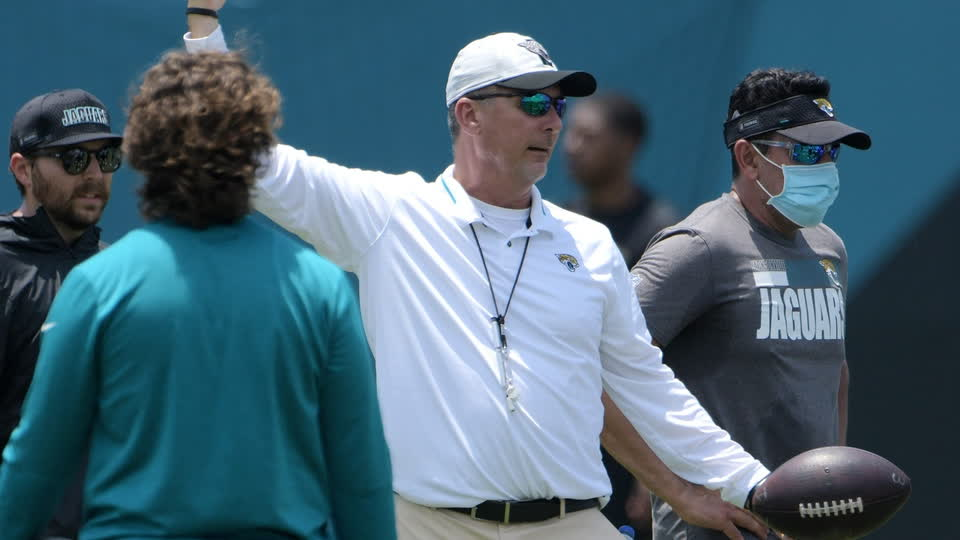 Early Issues With Urban Meyer's Jaguars?