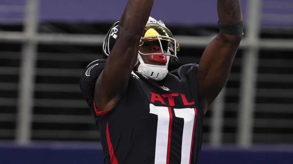 Titans Acquire WR Julio Jones From Falcons