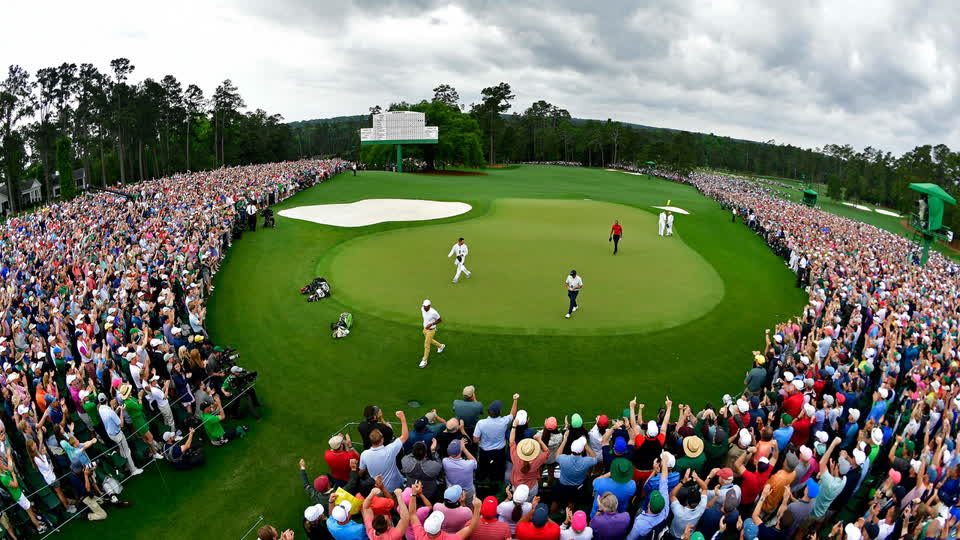 A Rite of Spring, The Masters Postponed to November