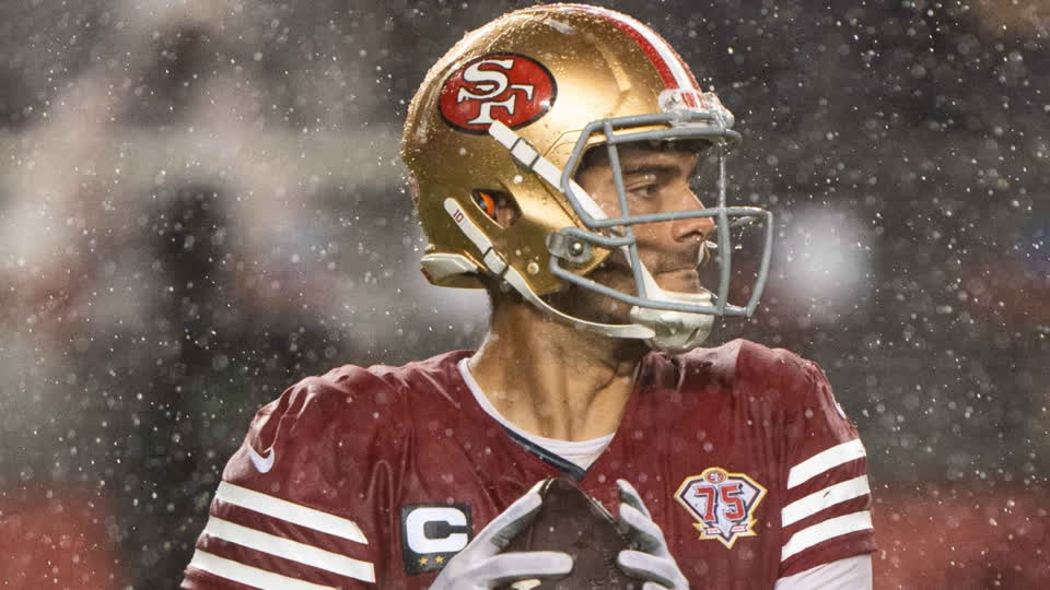 A QB Controversy for the 49ers