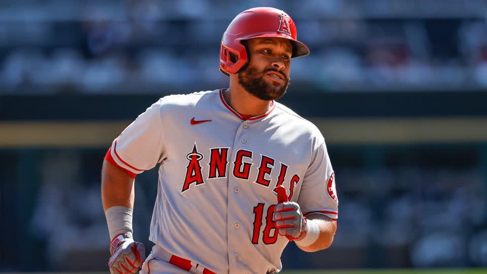 Jose Rojas Smashes Moonshot Home Run