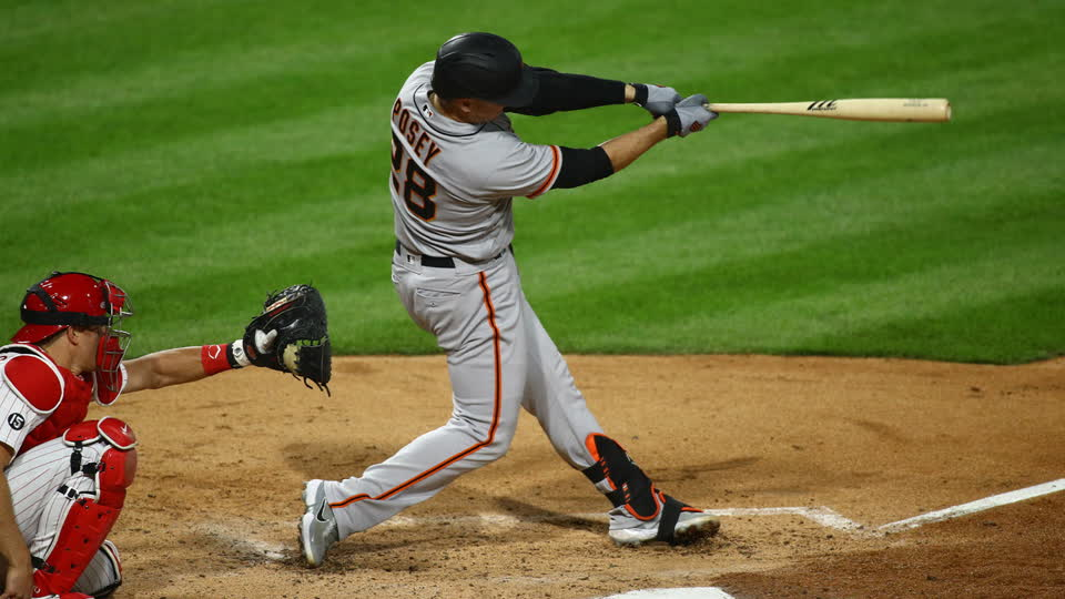 Posey Launched Two Home Runs in Win