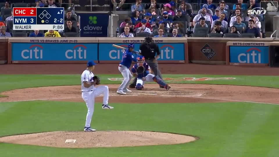 Taijuan Walker Fans a Career-High 12 in Dominant Outing