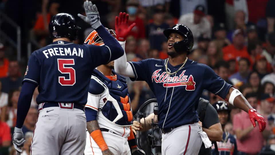World Series Game 1 Highlights: Braves vs. Astros