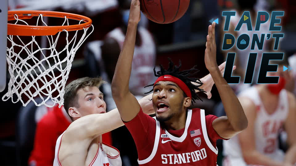 Stanford F Ziaire Williams Film Study