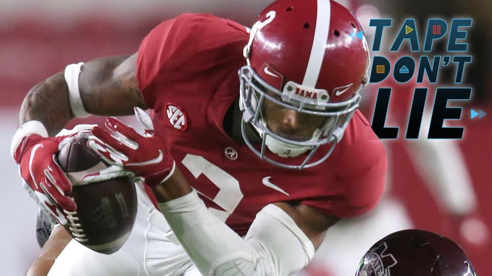 Alabama DB Patrick Surtain II NFL Draft Film Study