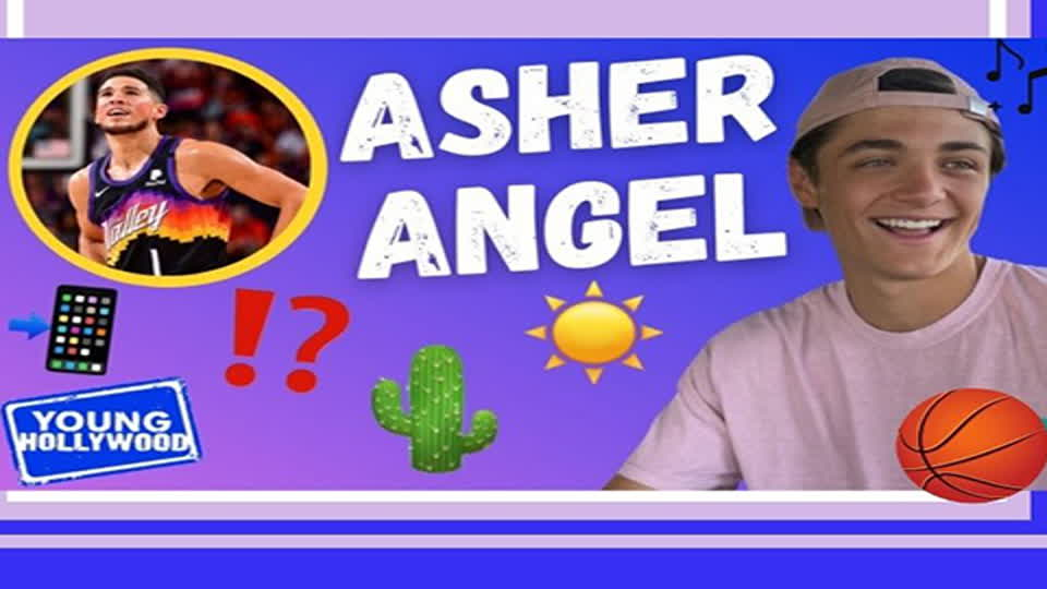 Asher Angel Talks High School Musical and Plays First & Last