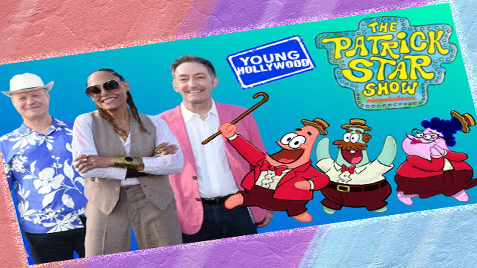 Meet The Cast of Nickelodeon's The Patrick Star Show