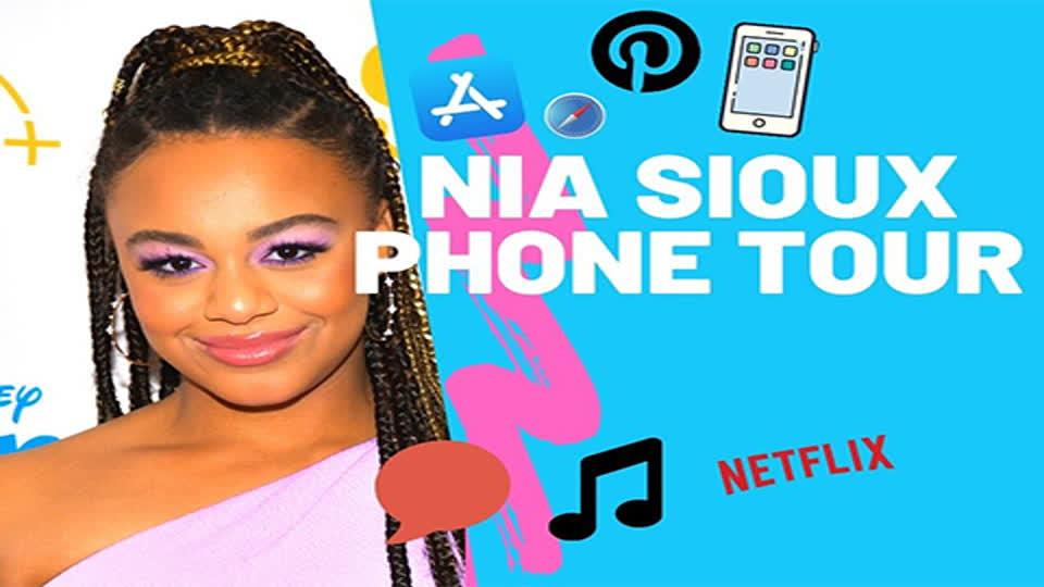 Nia Sioux Phone Tour