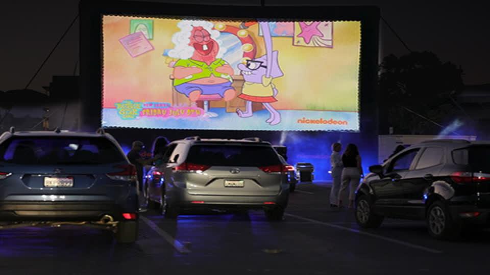 Sneak Peek of Nickelodeon's The Patrick Star Show & Middlemost Post
