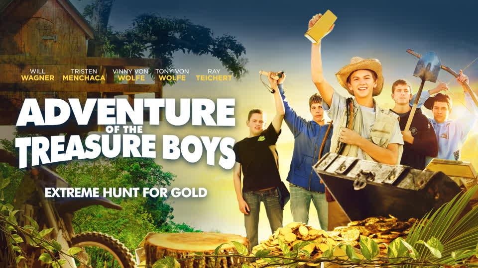 Adventure of the Treasure Boys