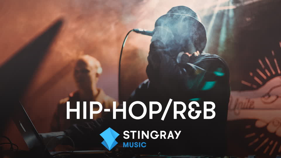 Stingray HipHop and RnB