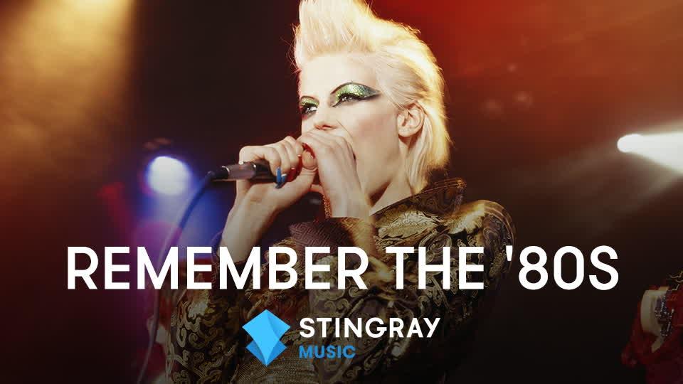 Stingray Remember the 80s