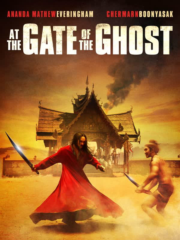 At the Gate of the Ghost
