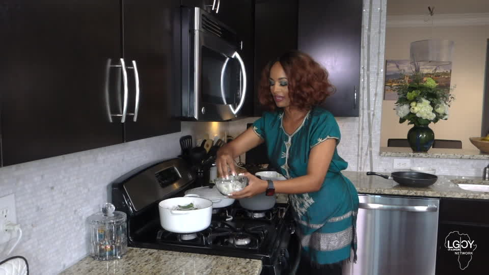 Cooking With Salome goes Italian