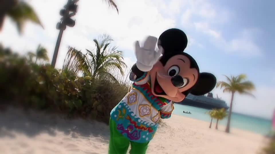 Andiamo! UPTOWN S01 E10 - Disney Cruise Line