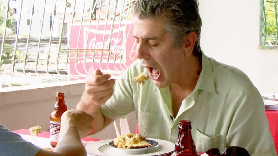 Anthony Bourdain: No Reservations S05 E05 - Sri Lanka