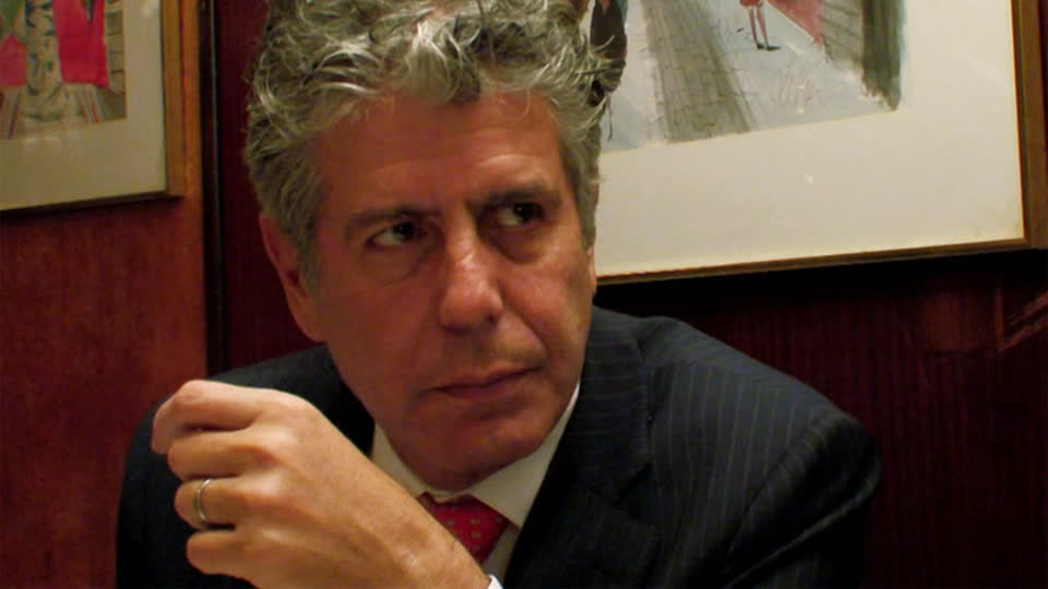 Anthony Bourdain: No Reservations S05 E06 - Disappearing Manhattan