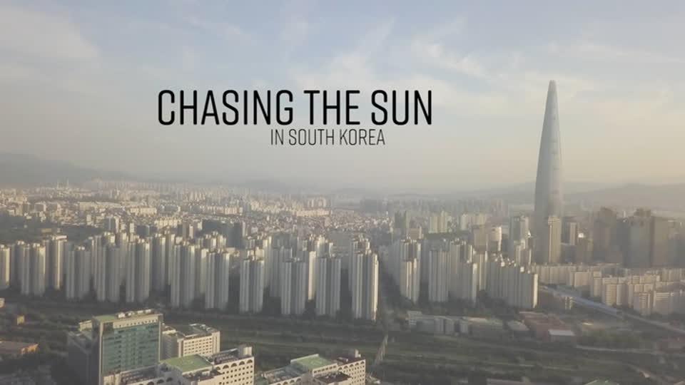 Chasing The Sun: Asia S02 E07 - South Korea