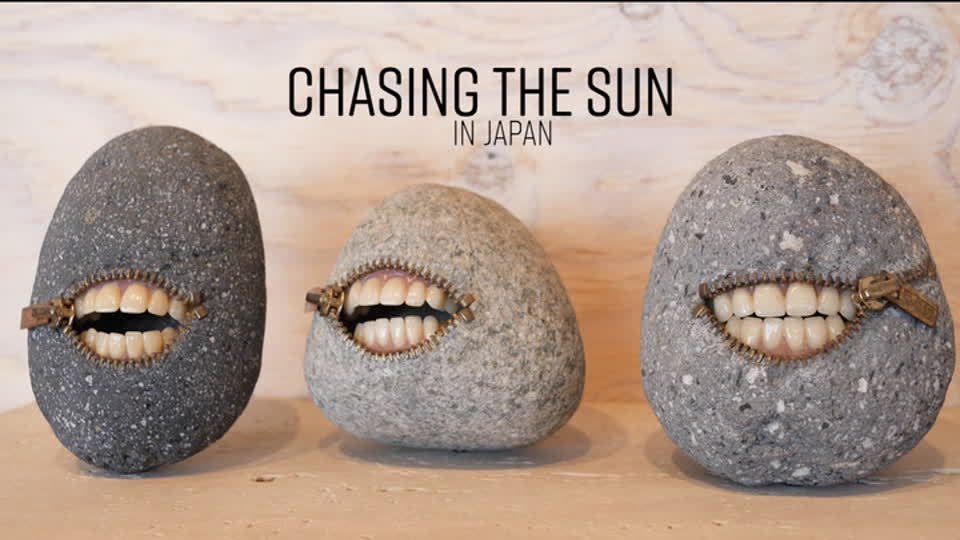 Chasing The Sun: Asia S02 E08 - Japan