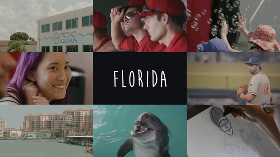 Chasing The Sun: Latin America S01 E04 - Florida and A Dolphins Story