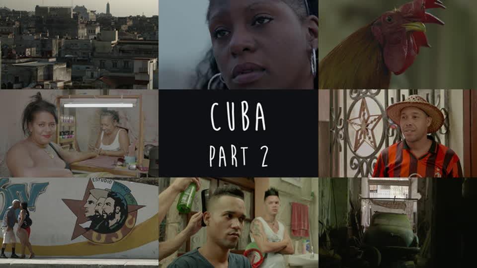 Chasing The Sun: Latin America S01 E06 - Cuba Part 2: Cuba and The Unique Spaces
