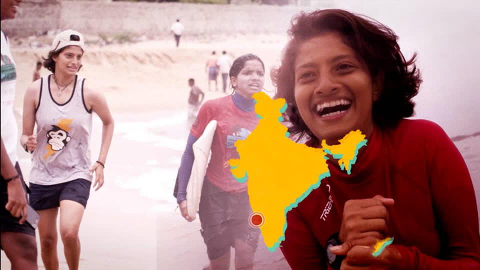 Chicks On Boards S01 E01 - India