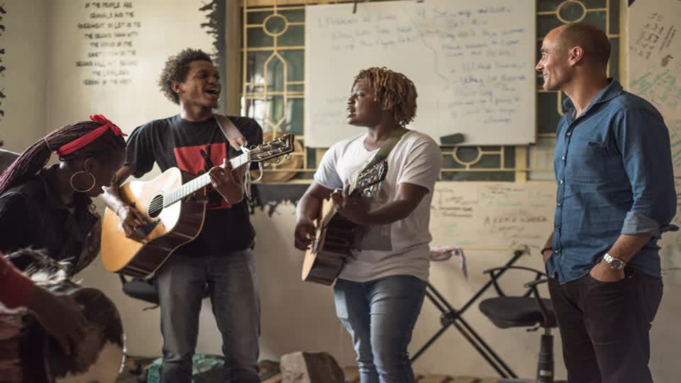 David Rocco's Dolce Africa S01 E01 - Nairobi: Green City in the Sun