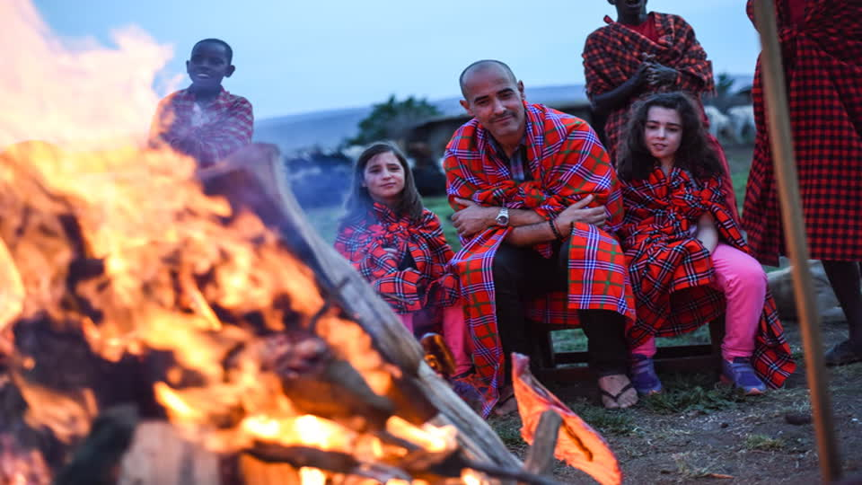 David Rocco's Dolce Africa S01 E02 - The Maasai People