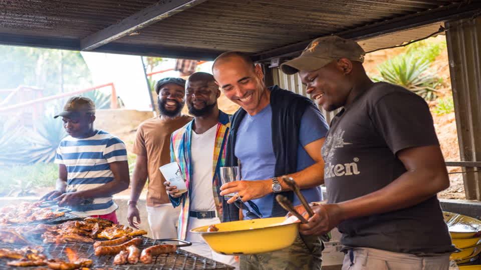 David Rocco's Dolce Africa S01 E04 - Hallelujah Soweto