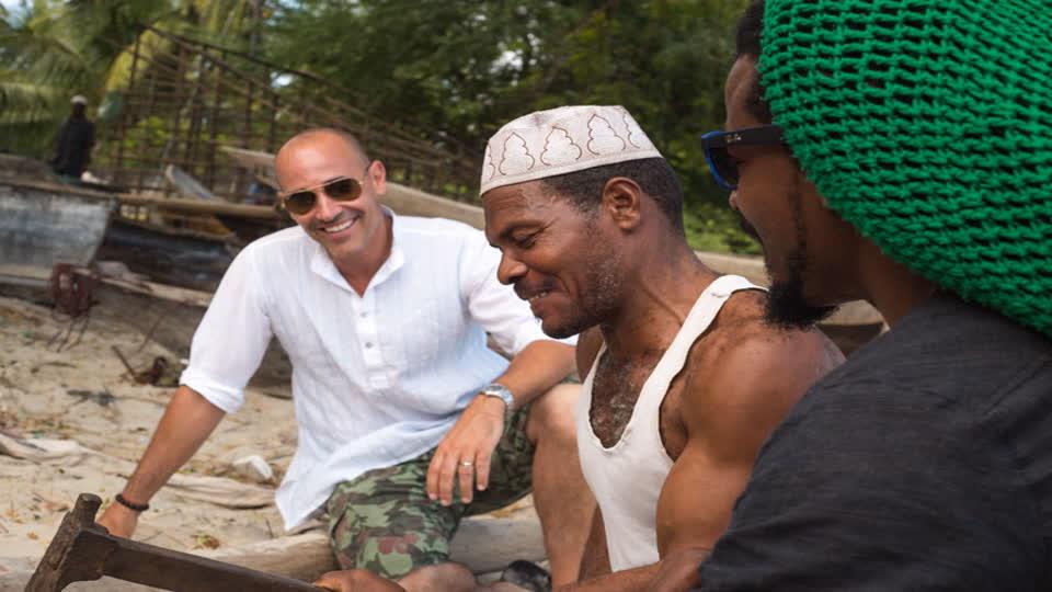 David Rocco's Dolce Africa S01 E08 - Stone Town, Zanzibar