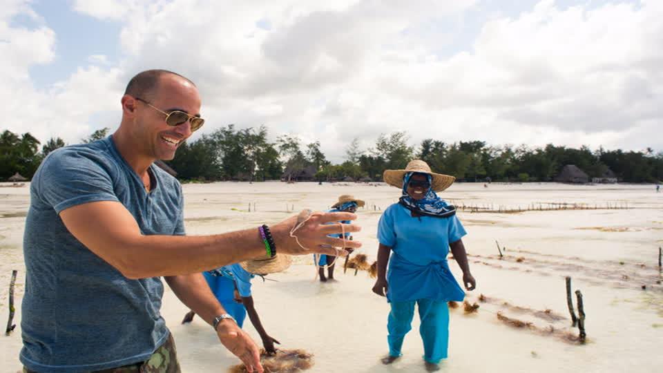 David Rocco's Dolce Africa S01 E09 - Pole Pole Zanzibar