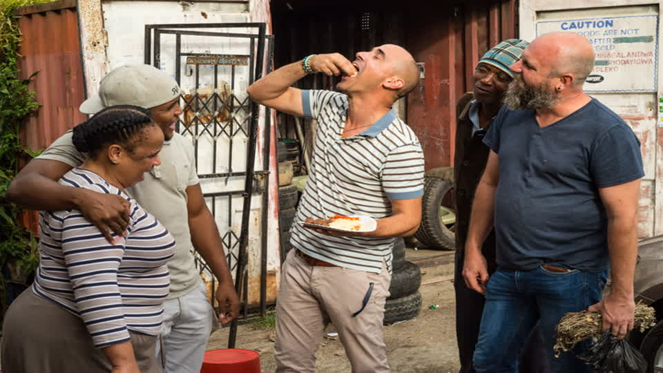 David Rocco's Dolce Africa S01 E10 - Flavours of Durban, South Africa