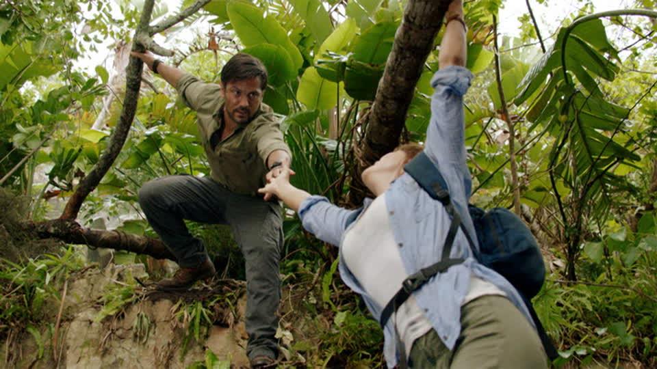 Hooten & The Lady S01 E01 - The Amazon