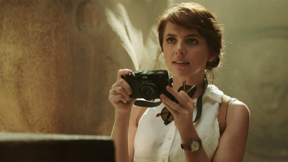 Hooten & The Lady S01 E03 - Egypt