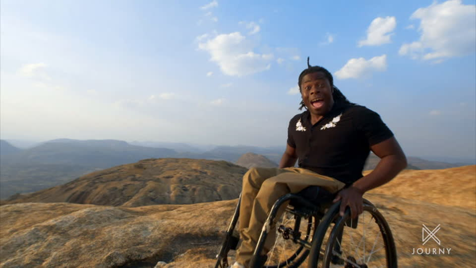 Africa with Ade Adepitan S01 E01 - Episode 1