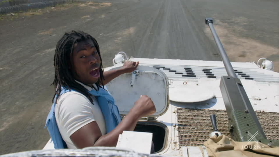 Africa with Ade Adepitan S01 E02 - Episode 2