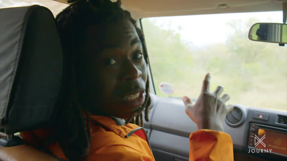 Africa with Ade Adepitan S01 E04 - Episode 4