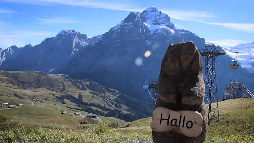 Andiamo! UPTOWN S01 E01 - Jungfrau & Interlaken, Switzerland