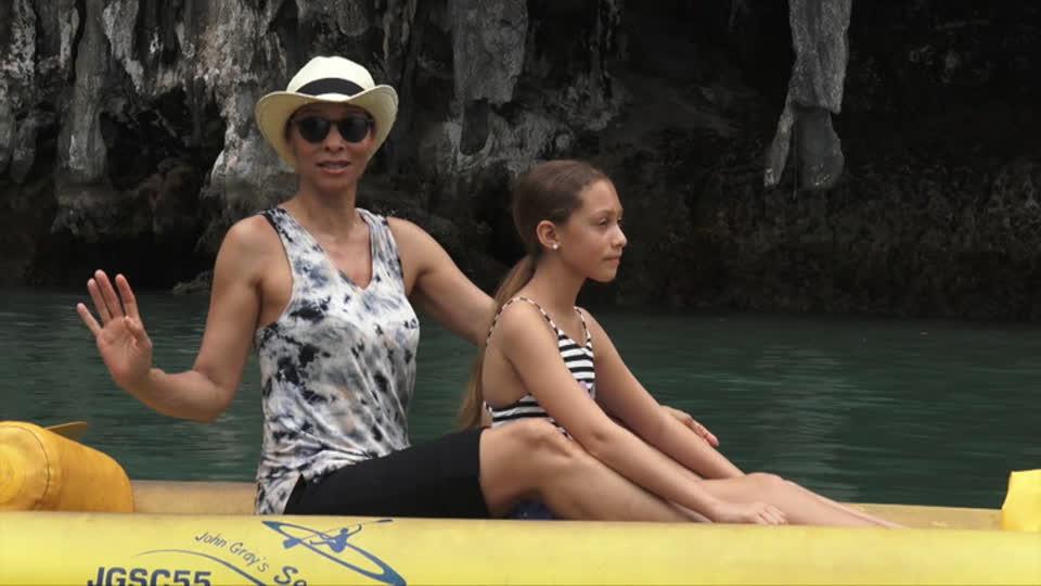 Andiamo! UPTOWN S01 E03 - Phuket, Thailand with Cobi Jones