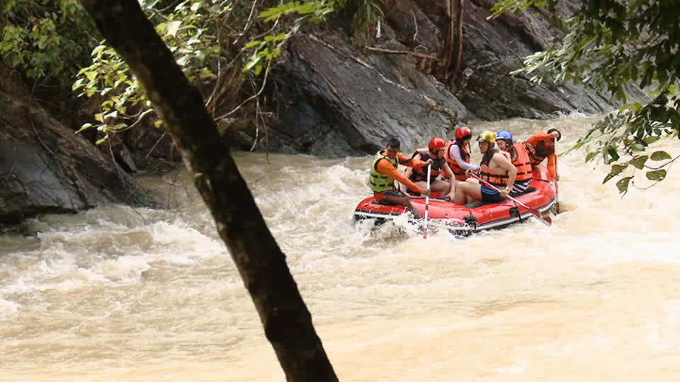 Andiamo! UPTOWN S01 E08 - Southern Thailand